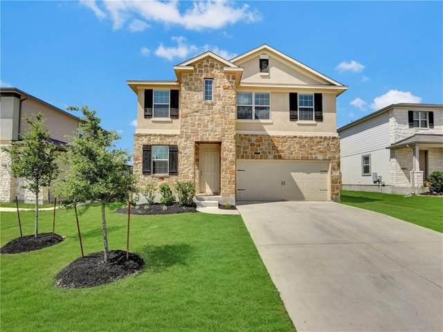17212 Gabbro Dr, Pflugerville, TX 78660 (#6080692) :: Ben Kinney Real Estate Team