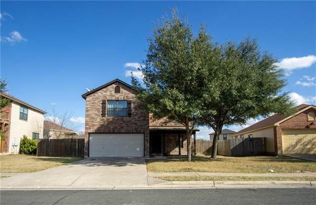5609 Alomar Cv, Del Valle, TX 78617 (#6082367) :: Realty Executives - Town & Country