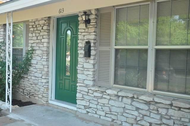 613 Long Bow Ln, Austin, TX 78704 (#6082554) :: Cord Shiflet Group