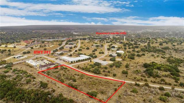 206 Max Starke Dam Rd, Marble Falls, TX 78654 (#6087108) :: Ben Kinney Real Estate Team