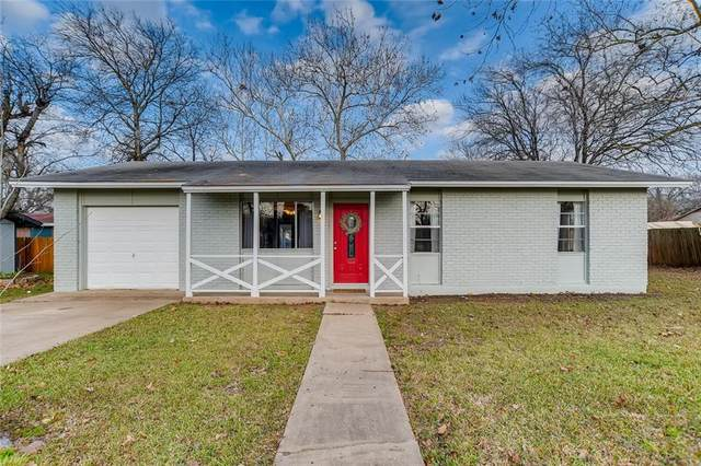 1809 Dixie Ln, Round Rock, TX 78664 (#6089193) :: Realty Executives - Town & Country