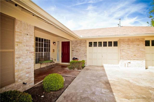 8106 Exmoor Dr B, Austin, TX 78757 (#6090170) :: The Perry Henderson Group at Berkshire Hathaway Texas Realty