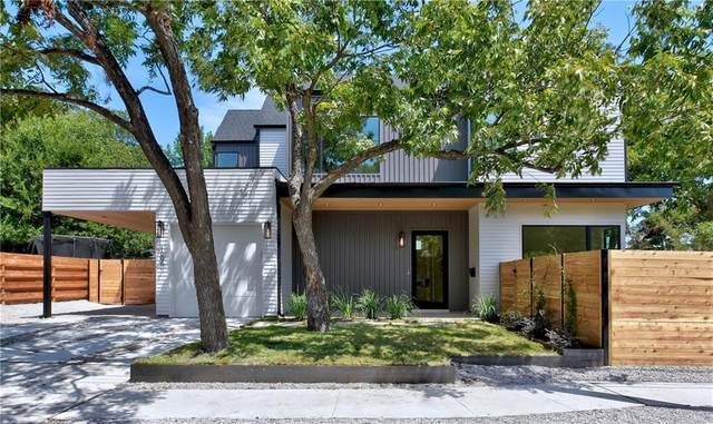 1600 Collier, Austin, TX 78704 (#6090382) :: The Perry Henderson Group at Berkshire Hathaway Texas Realty