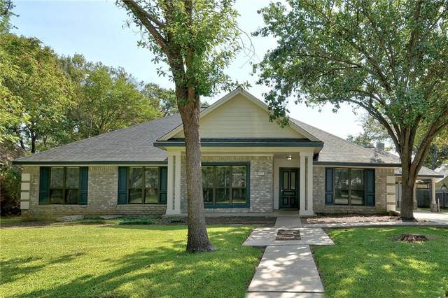 805 Blue Spring Cir, Round Rock, TX 78681 (#6096378) :: Papasan Real Estate Team @ Keller Williams Realty
