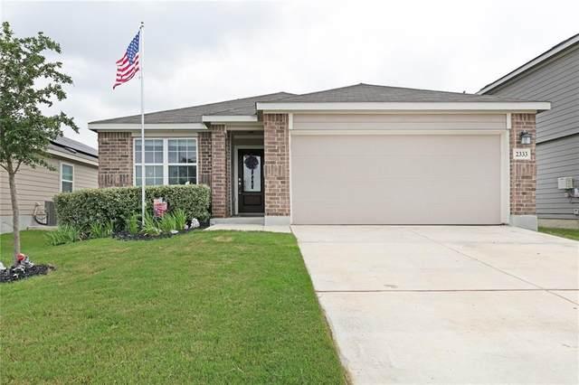 2333 Arctic Warbler, New Braunfels, TX 78130 (#6096746) :: Papasan Real Estate Team @ Keller Williams Realty