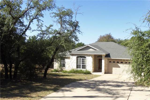 21520 Horseshoe Loop, Lago Vista, TX 78645 (#6101715) :: The Perry Henderson Group at Berkshire Hathaway Texas Realty