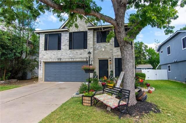 1410 Green Terrace Dr, Round Rock, TX 78664 (#6102175) :: Tai Earthman | Keller Williams Realty