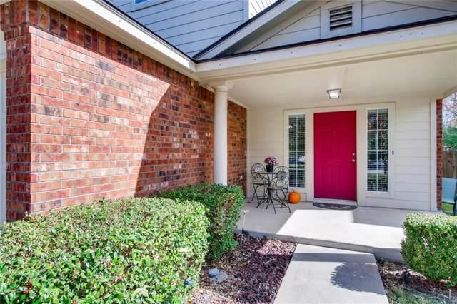 13509 Richard Nixon St, Manor, TX 78653 (#6105083) :: The Perry Henderson Group at Berkshire Hathaway Texas Realty