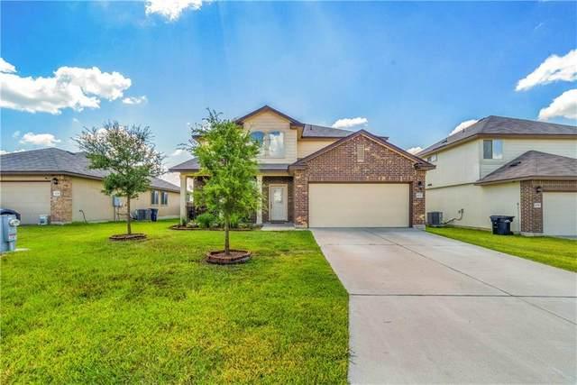 412 Obsidian Ln, Jarrell, TX 76537 (#6106027) :: Papasan Real Estate Team @ Keller Williams Realty