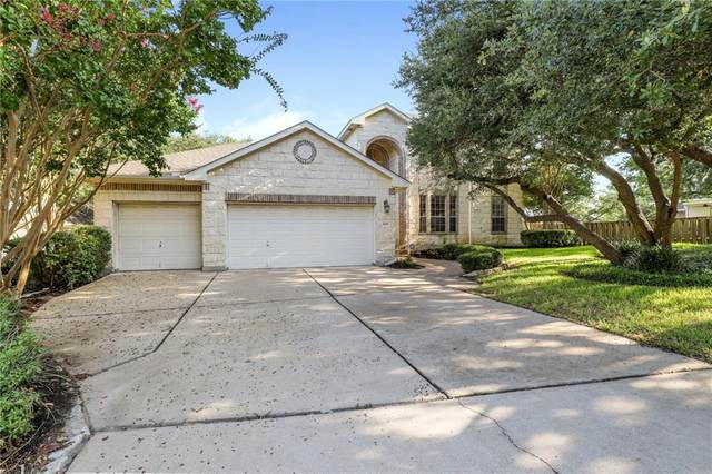 1008 Forest Bluff Trl, Round Rock, TX 78665 (#6106206) :: Papasan Real Estate Team @ Keller Williams Realty
