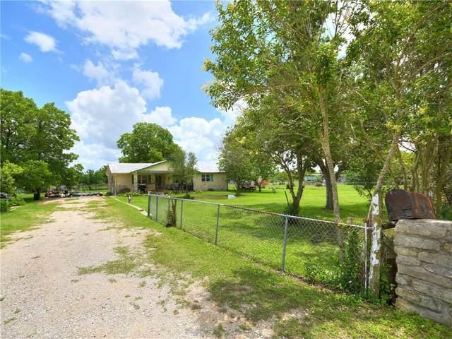 811 Dickerson Rd, Kyle, TX 78640 (#6106399) :: Papasan Real Estate Team @ Keller Williams Realty
