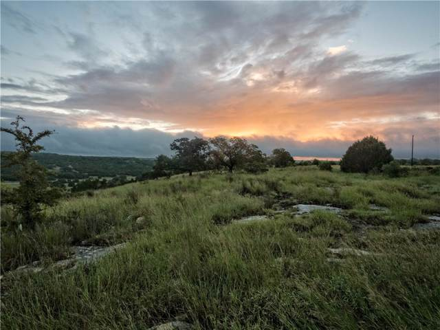 Lot 79 Three Creeks Dr, Bertram, TX 78605 (#6106629) :: The Perry Henderson Group at Berkshire Hathaway Texas Realty