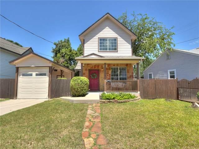 1106 Olive St, Austin, TX 78702 (#6108341) :: Papasan Real Estate Team @ Keller Williams Realty