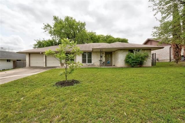 8907 Viking Dr, Austin, TX 78758 (#6108524) :: Zina & Co. Real Estate