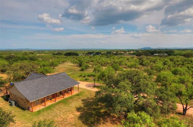 268 Cr 117, Llano, TX 78643 (#6109424) :: Papasan Real Estate Team @ Keller Williams Realty