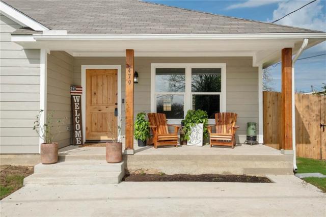 479 S Navarro St, Giddings, TX 78942 (#6110762) :: Papasan Real Estate Team @ Keller Williams Realty