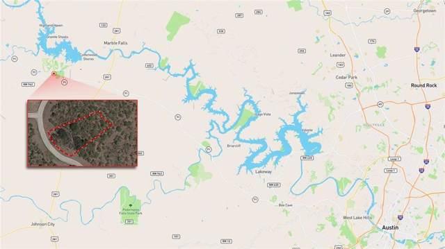 Lot #60 Paintbrush, Horseshoe Bay, TX 78657 (#6110878) :: R3 Marketing Group