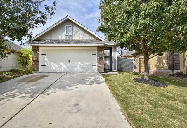 217 Silo St, San Marcos, TX 78666 (#6111385) :: First Texas Brokerage Company