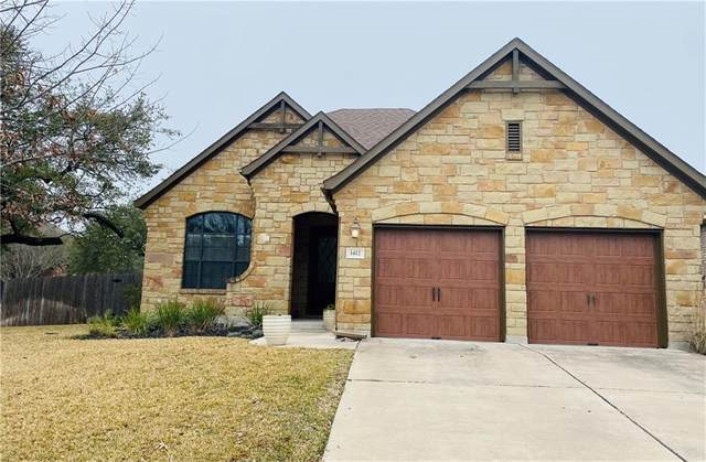 1412 Rimstone Dr, Cedar Park, TX 78613 (#6111609) :: Realty Executives - Town & Country