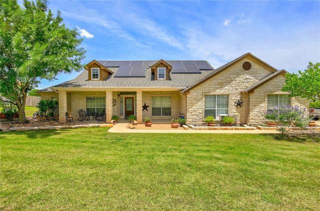 124 Comanche Cir, Hutto, TX 78634 (#6112731) :: Zina & Co. Real Estate