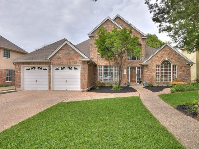 1126 Oaklands Dr, Round Rock, TX 78681 (#6112998) :: ORO Realty