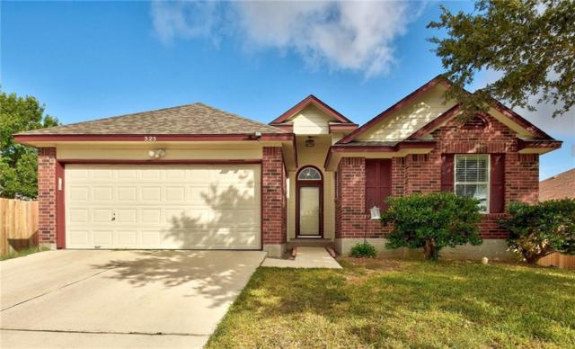 325 Spillway Dr, Kyle, TX 78640 (#6114155) :: The Perry Henderson Group at Berkshire Hathaway Texas Realty