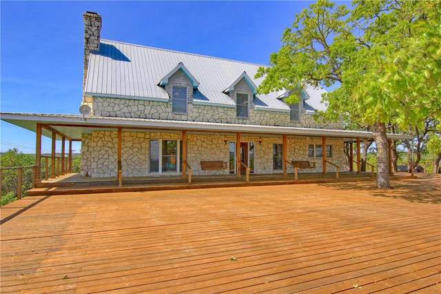 205 County Rd 346, Marble Falls, TX 78654 (#6114377) :: Lauren McCoy with David Brodsky Properties