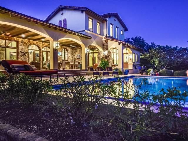 4925 Celanova Ct, Austin, TX 78738 (#6114715) :: Papasan Real Estate Team @ Keller Williams Realty