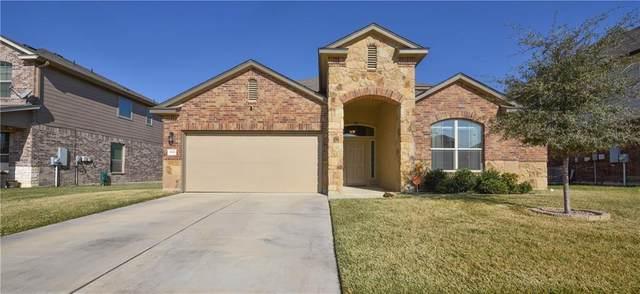3521 Aubree Katherine Dr, Killeen, TX 76542 (MLS #6115388) :: Brautigan Realty