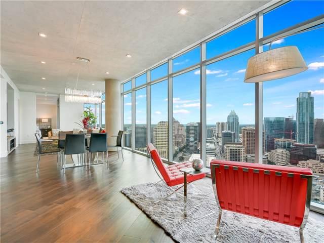 501 West Ave #3201, Austin, TX 78701 (#6116016) :: Papasan Real Estate Team @ Keller Williams Realty