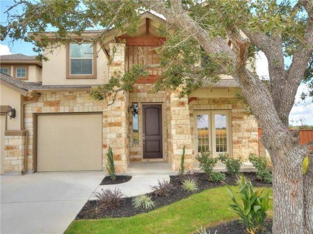 221 Hedgerow Ln, Liberty Hill, TX 78628 (#6123768) :: The ZinaSells Group