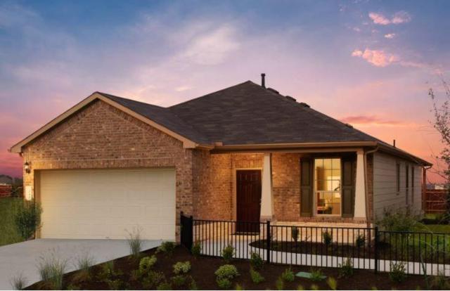 2036 Cliffbrake Way, Georgetown, TX 78626 (#6124800) :: Papasan Real Estate Team @ Keller Williams Realty
