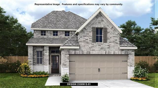 217 Freeman Loop, Liberty Hill, TX 78642 (#6125090) :: Papasan Real Estate Team @ Keller Williams Realty