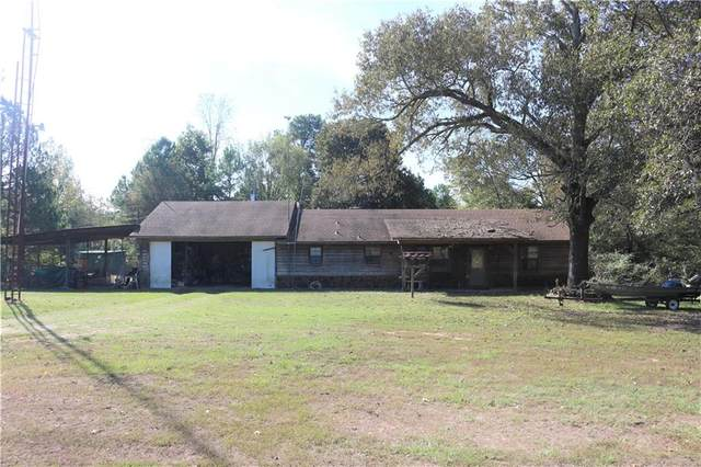 4773 Locust Rd, Gilmer, TX 75645 (#6125158) :: Front Real Estate Co.