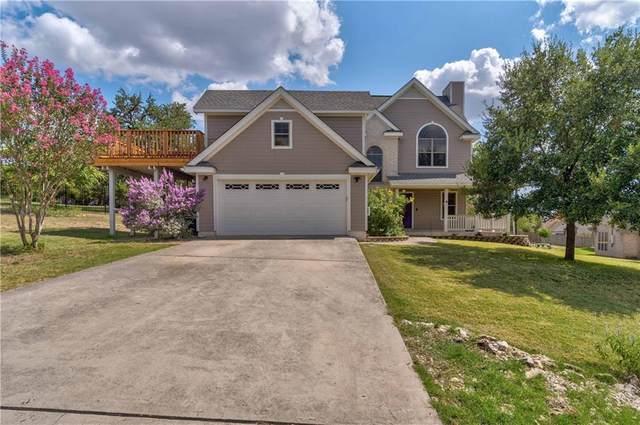 104 W Sierra Cir, San Marcos, TX 78666 (#6125494) :: Ben Kinney Real Estate Team