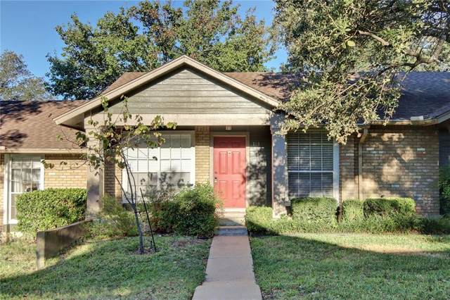 1015 E Yager Ln #111, Austin, TX 78753 (#6125832) :: Ben Kinney Real Estate Team