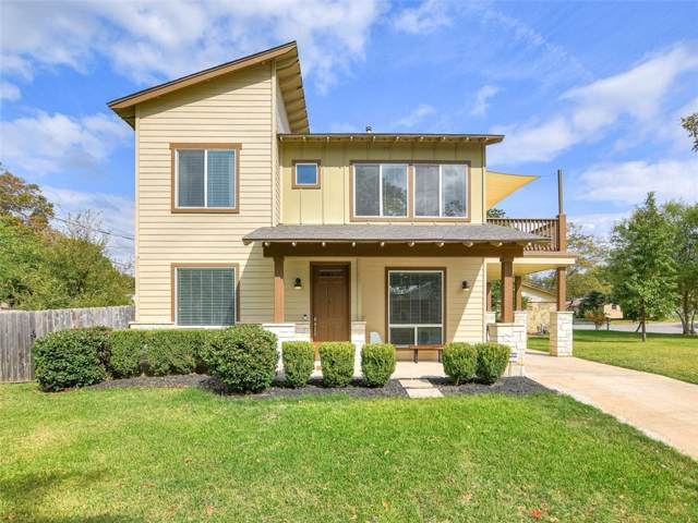 7600 Northcrest Blvd, Austin, TX 78752 (#6126683) :: Papasan Real Estate Team @ Keller Williams Realty