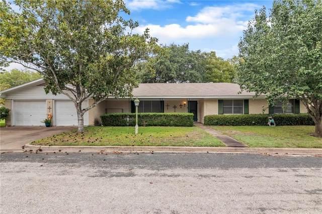 519 Agnes St, Schulenburg, TX 78956 (MLS #6127638) :: Brautigan Realty
