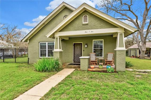 405 Cedar St, Bastrop, TX 78602 (#6128628) :: Ben Kinney Real Estate Team