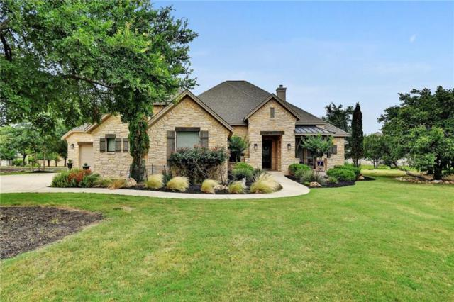 801 W Majestic Oak Ln, Georgetown, TX 78633 (#6128908) :: Papasan Real Estate Team @ Keller Williams Realty