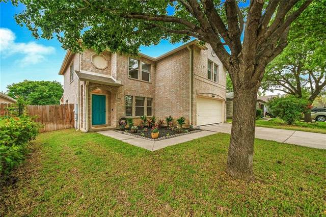 1204 Water Spaniel Way, Round Rock, TX 78664 (#6129947) :: Realty Executives - Town & Country