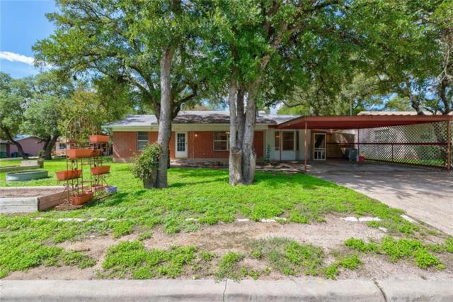 1304 Oak St, Burnet, TX 78611 (#6131257) :: NewHomePrograms.com LLC