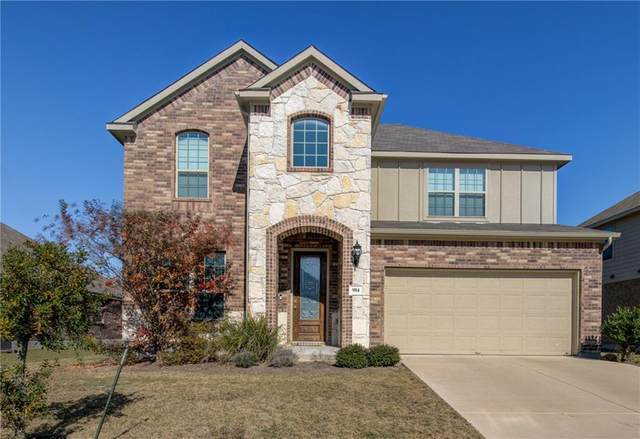 914 Emory Stable Dr, Hutto, TX 78634 (#6132381) :: 12 Points Group