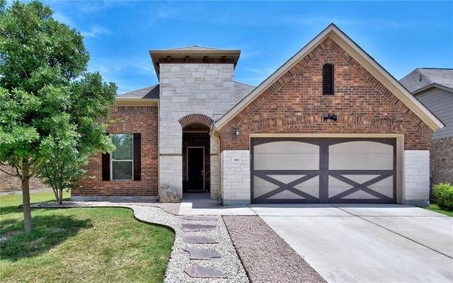 587 Hot Spring Vly, Buda, TX 78610 (#6132901) :: Watters International