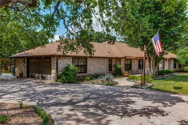 131 Logan Ranch Rd, Georgetown, TX 78628 (MLS #6133038) :: Brautigan Realty