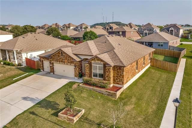 1457 Lubbock Dr, Copperas Cove, TX 76522 (#6134080) :: Papasan Real Estate Team @ Keller Williams Realty