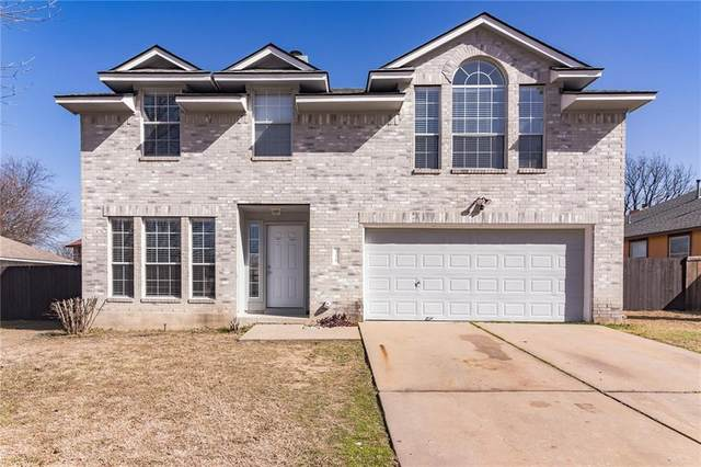 316 Country Aire Dr, Round Rock, TX 78664 (#6134570) :: Azuri Group | All City Real Estate