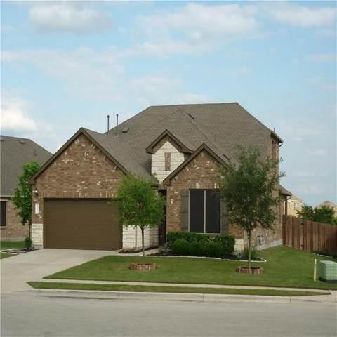 1705 Elaina Loop, Leander, TX 78641 (#6135531) :: The Perry Henderson Group at Berkshire Hathaway Texas Realty