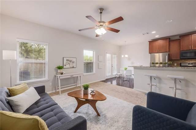 1701 S Bell Blvd #102, Cedar Park, TX 78613 (#6136158) :: Ana Luxury Homes