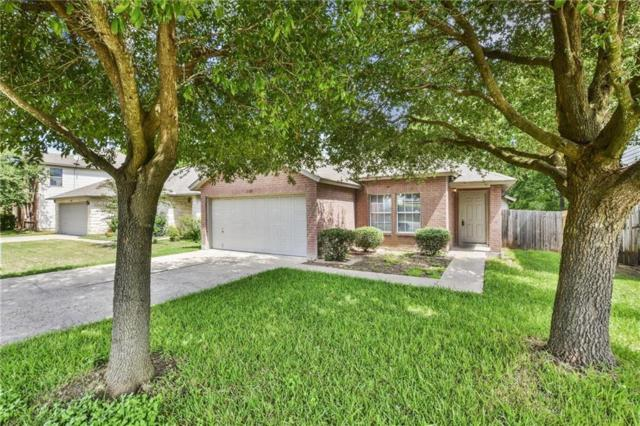 1328 Water Spaniel Way, Round Rock, TX 78664 (#6136604) :: Ben Kinney Real Estate Team